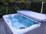 location vacances avec spa, piscine a cavalaire sur mer